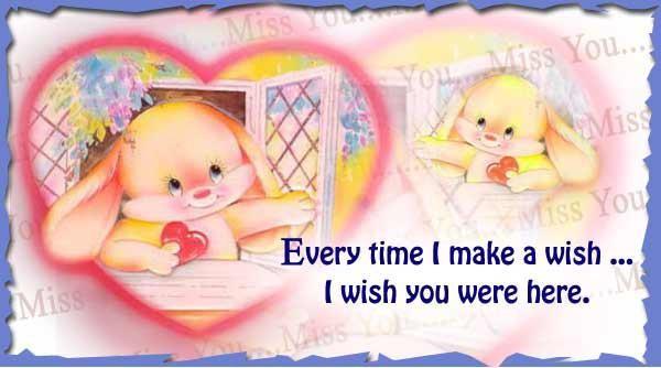 I Wish ..